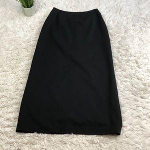 Talbots midi length pencil skirt